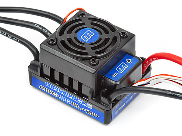 Maverick Msc-30bl-wp Brushless Speed Controller MV30000