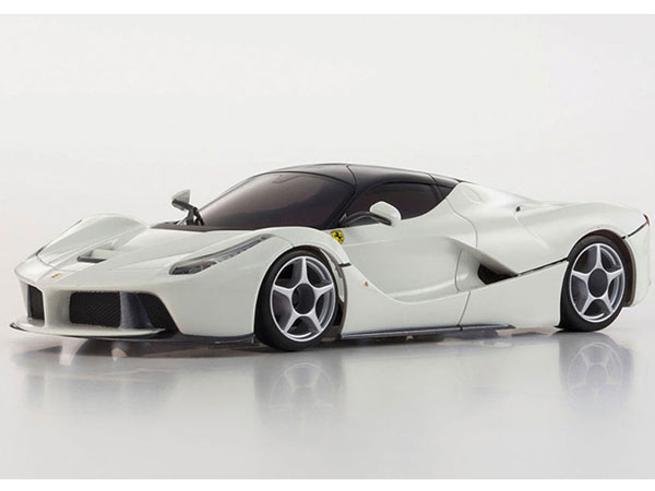 Kyosho ASC MR-03W-MM La Ferrari White - Bodyshell MZP224W