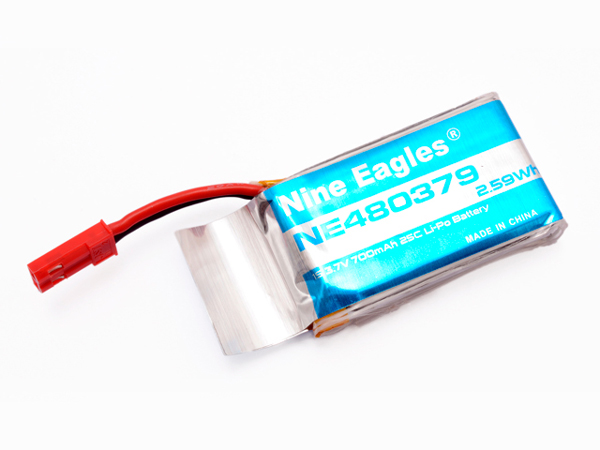 Nine Eagles Galaxy Visitor 6 700mAh 3.7v LiPo Battery NE480379