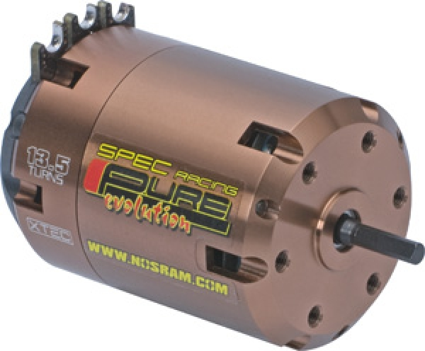 Image Of Nosram PURE Evo SpecRacing 10.5T Brushless Motor