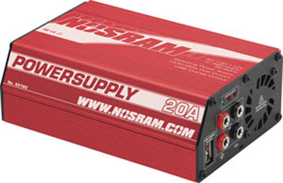 Image Of Nosram Power Supply 13.8V / 20A