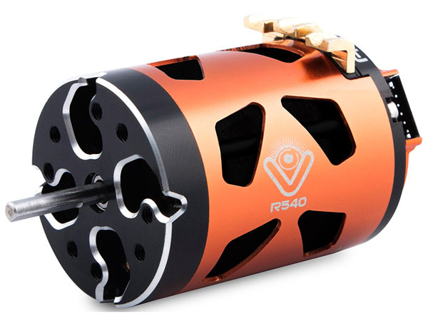 nVision 540 Sensored Brushless Motor - 6.5T NVO2212