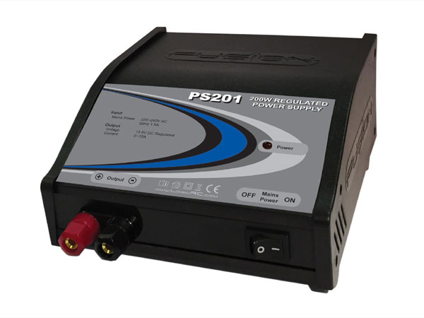 Fusion 200W 13.8V Power Supply O-FS-PS201