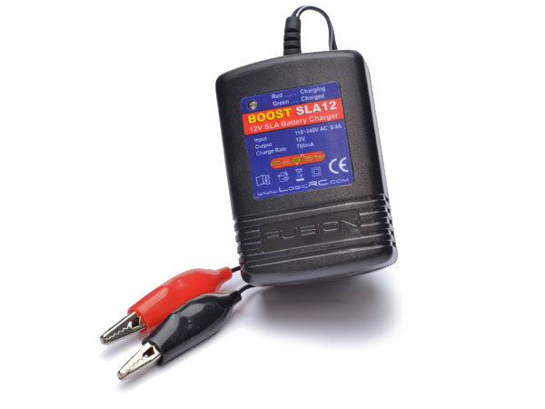 Fusion Boost AC (12v Lead Acid Gel Battery Charger) O-FS-SLA12