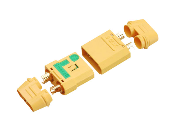 Ripmax XT-90S Connector with Anti-Spark (1 Pair) O-RAX90S
