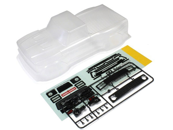 ../_images/products/small/Kyosho Complete Body Shell Outlaw Rampage (Clear)