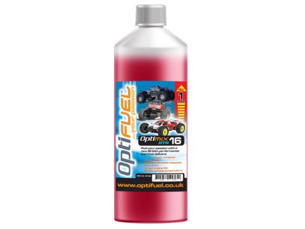 Nitro Fuel, Spares & Accessories from Modelsport UK