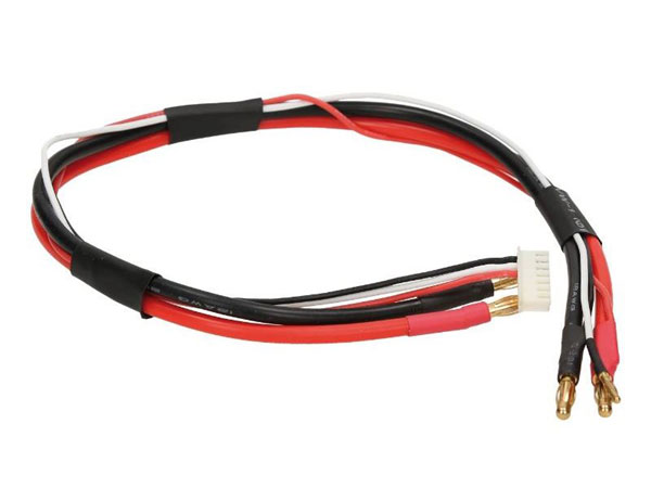 Orion Tube 4mm LiPo Charge/ Balance Wire 2s ORI40059