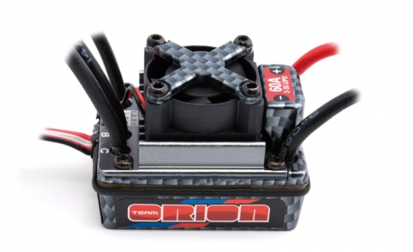 Image Of Orion Vortex R10 WP Sport Brushless ESC (60A, 2-3S)