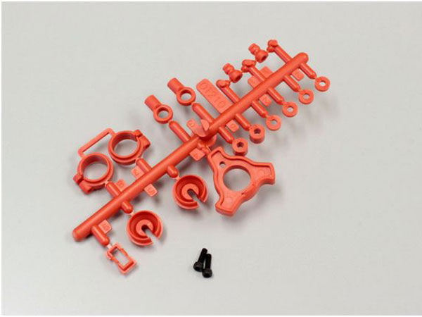 Kyosho Shock Plastic Parts (Red/Optima)  OT210R