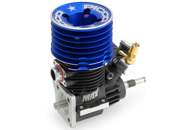 Image Of Picco P-Max .21 Nitro N/PS Engine for the Traxxas Revo