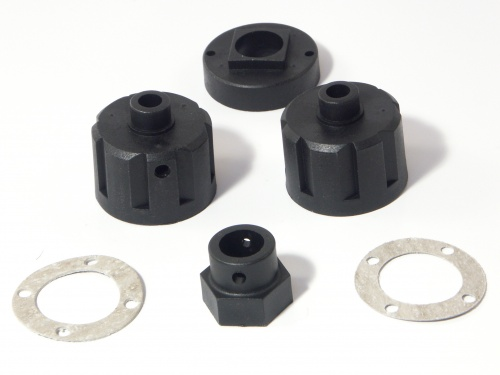 HPI Diff Case 2 Sets/clutch Hub 1 Set 85044