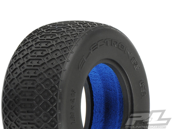 Pro-Line Electron SC 2.2''/3.0'' MC (Clay) Front or Rear Short Course Tyres (2) PL10108-17
