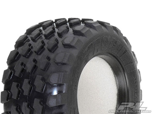 Pro-Line Dirt Hawg II Front or Rear All Terrain Truck Tyres (2) PL1070