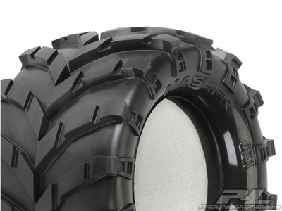 Pro-Line Masher 2.8 (Traxxas Style Bead) All Terrain Truck Tyres Front or Rear PL1192-00