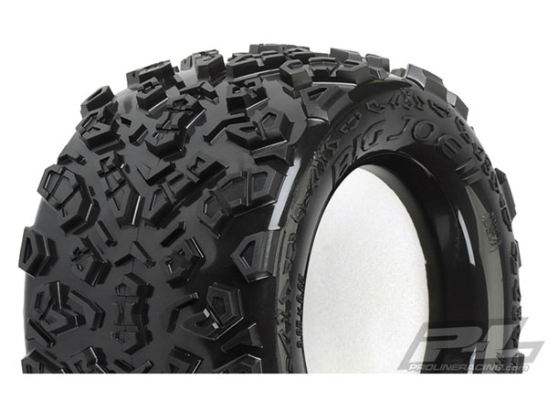 Pro-Line Big Joe II 3.8 (Traxxas Style Bead) All Terrain Tires PL1198-00