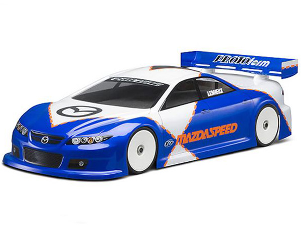 Protoform MazdaSpeed 6 190mm Touring Car Bodyshell - Lightweight PL1487-11
