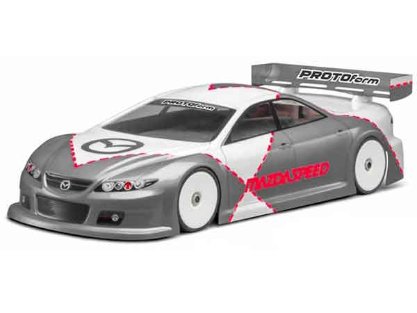 ../_images/products/small/Protoform Mazda Speed 6 190mm Pro-Lite Weight Bodyshell