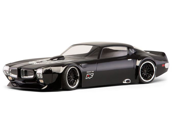 Protoform 1971 Pontiac Firebird Trans Am Clear Body PL1535-30