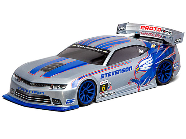 Protoform Chevy Camaro Z28 Clear Body for 190mm PL1544-30