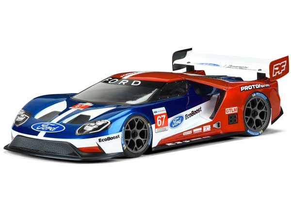 ../_images/products/small/Protoform Ford GT Light Weight Clear Bodyshell 190mm