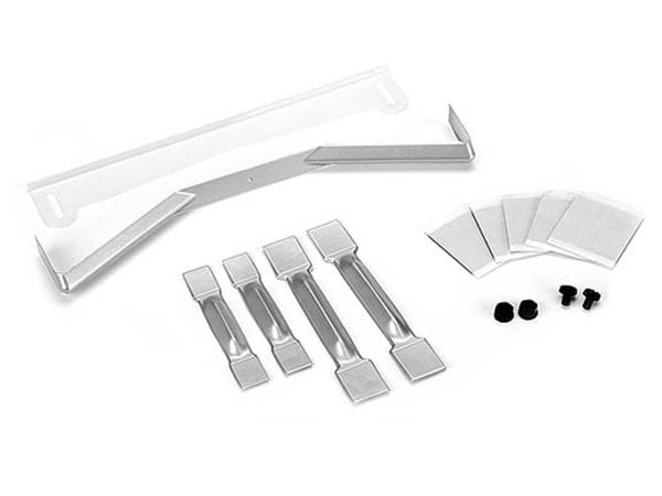 Protoform 1:8 Onroad Aero Kit with Spoilers and Stiffners PL1725-00