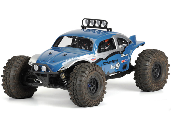 Pro-Line Volkswagen Baja Bug Clear Body for 1/10th Axial Yeti PL3238-02