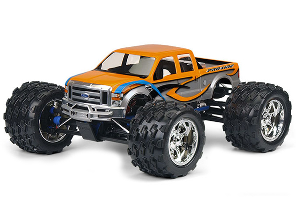Pro-Line 2008 Ford F-250 Clear Body PL3252-00
