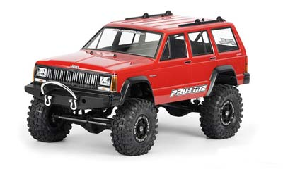 Pro-Line 1992 Jeep Cherokee Clear Body PL3321-00