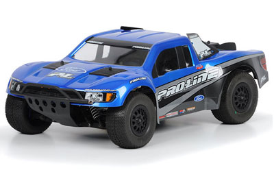 Pro-Line Flo-Tek Ford F-150 Raptor SVT Clear Body PL3366-00