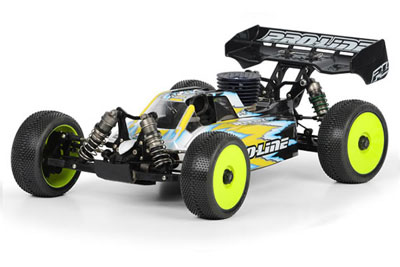 Pro-Line 2012 BullDog Bodyshell for the Losi 8ight 2.0 PL3379-00
