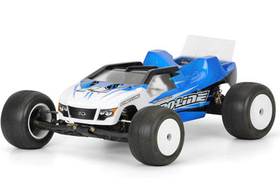 Pro-Line 2012 BullDog Clear Body For Losi TLR 22T PL3388-00