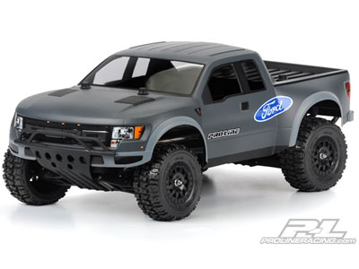 Pro-Line True Scale Ford F-150 Raptor SVT Clear Body PL3389-00