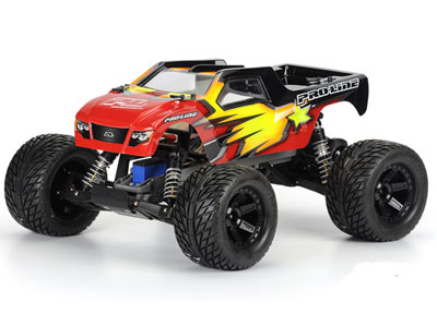 Pro-Line Bull Dog Clear Body - Stampede PL3390-00