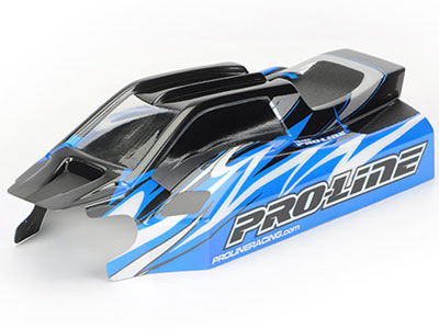 Pro-Line BullDog Clear Body And Under Tray For Team Associated For B44.2 PL3395-00