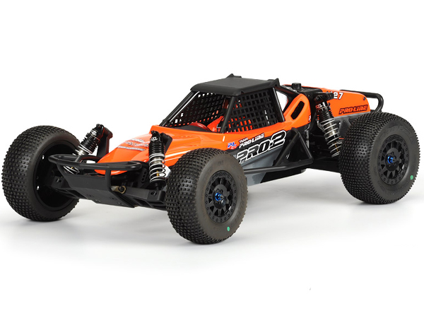 Pro-Line PRO-2 SC Buggy Clear Body PL3407-00