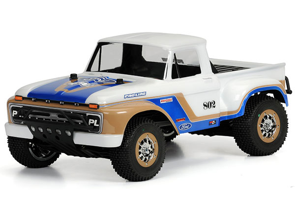 Pro-Line 1966 Ford F-150 Clear Body PL3408-00