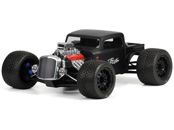 Pro-Line Rat Rod Clear Body 1:8 PL3410-00
