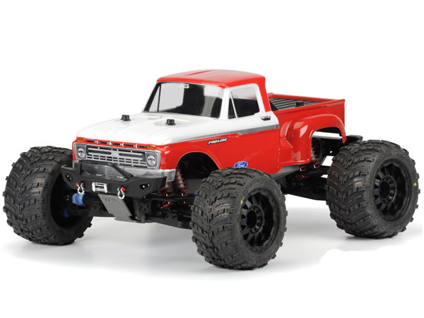 Pro-Line 1966 Ford F-100 Clear Body 1/8 PL3415-00