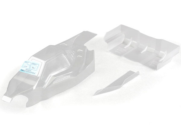 Pro-Line Pre-Cut Phantom Clear Body for B5M PL3429-17