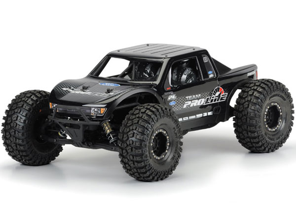 Pro-Line Ford F-150 Raptor SVT Clear Body for Axial Yeti PL3454-00