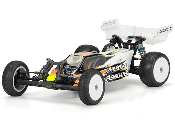 Pro-Line Predator Clear Body for Associated B5M PL3459-00