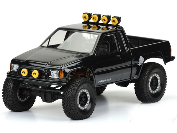 Pro-Line 1985 Toyota HiLux SR5 Clear Body (Cab and Bed) PL3466-00