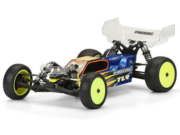 Pro-Line Predator Clear Body for TLR 22 3.0 PL3467-00