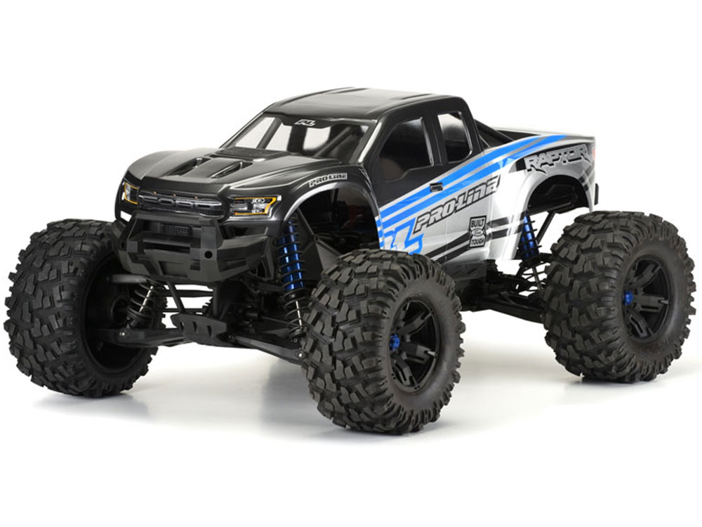 ../_images/products/small/Pro-Line Pre-Cut 2017 Ford F-150 Raptor Clear Body