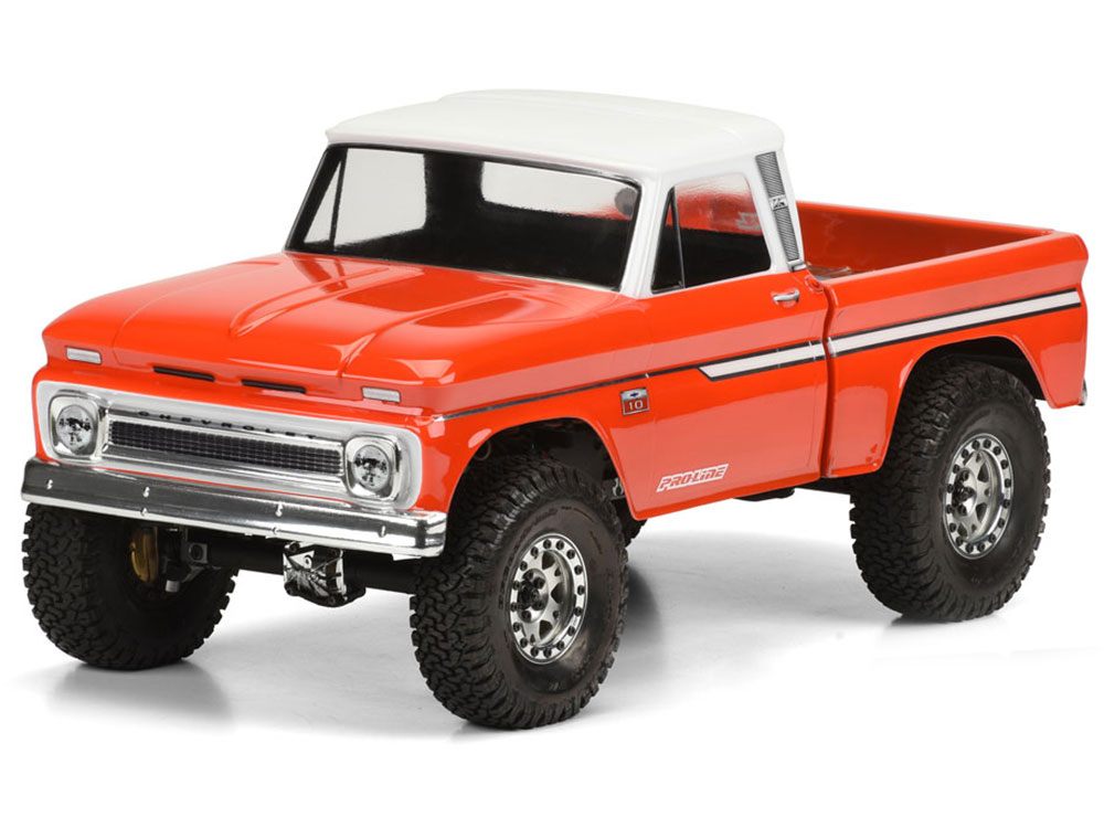 ../_images/products/small/Pro-Line 1966 Chevrolet C-10 Clear Body (Cab+Bed)