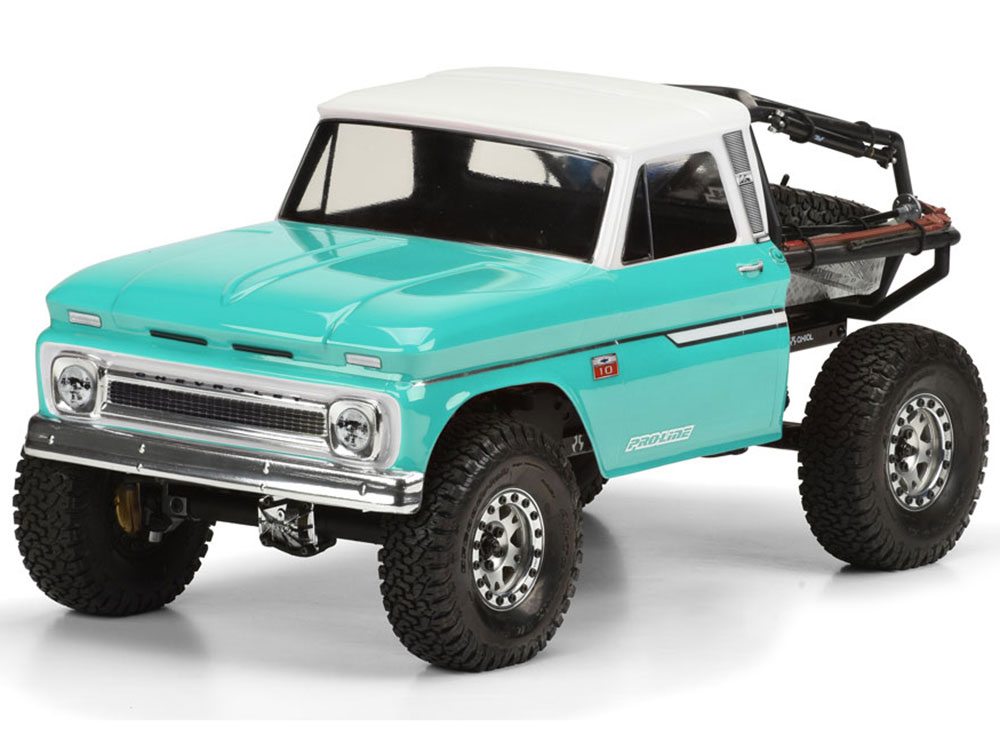 ../_images/products/small/Pro-Line 1966 Chevrolet C-10 Clear Body (Cab Only)