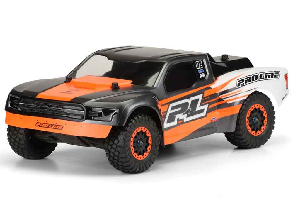 ../_images/products/small/Pro-Line 2017 F-150 Raptor Desert Truck Clear Body