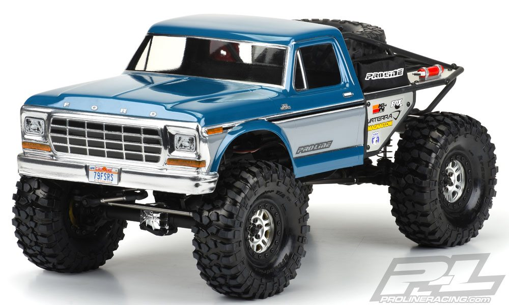 ../_images/products/small/Pro-Line 1979 Ford F-150 Clear Body - Cab Only