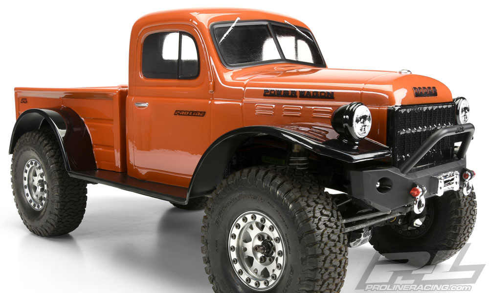 Power wagon dodge